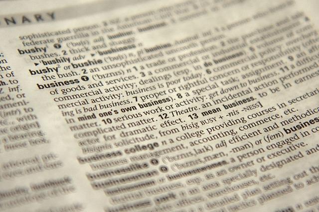 [Web-dizionario] Le directory