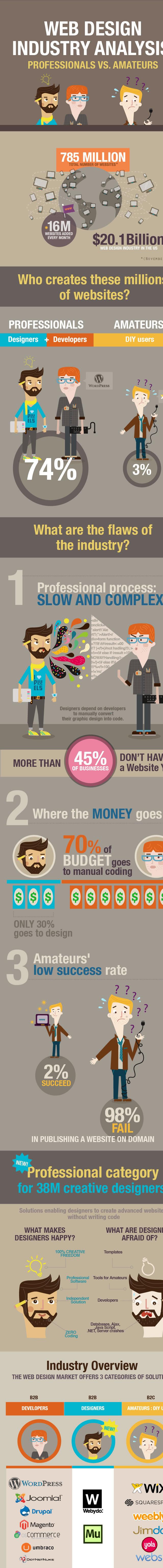 Infografica professioni