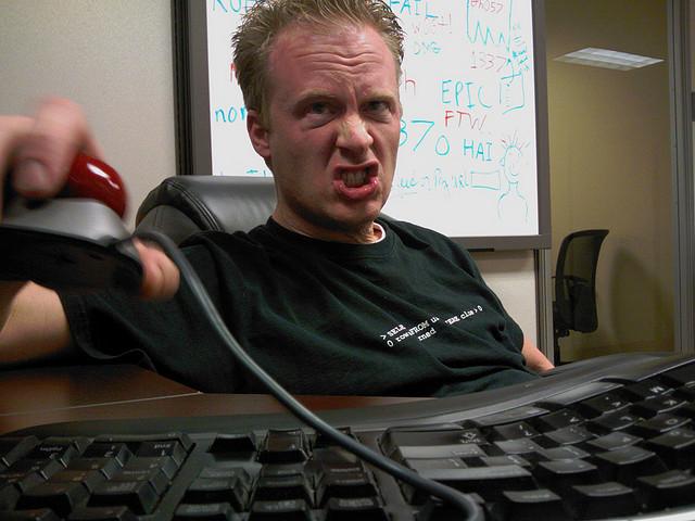 Un computer lento nuoce alla salute?