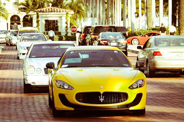 I migliori brand automobilistici sui social