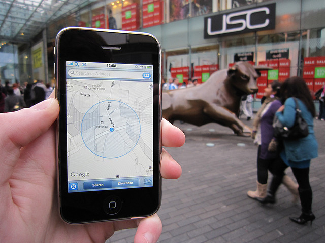 Google Pigeon e la geolocalizzazione