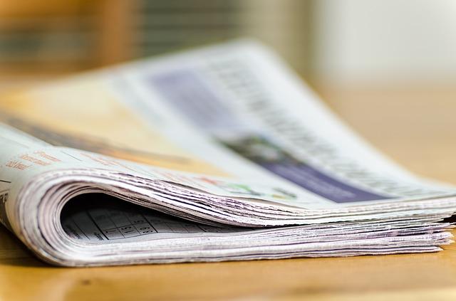 Parliamo dei giornali italiani, ma...