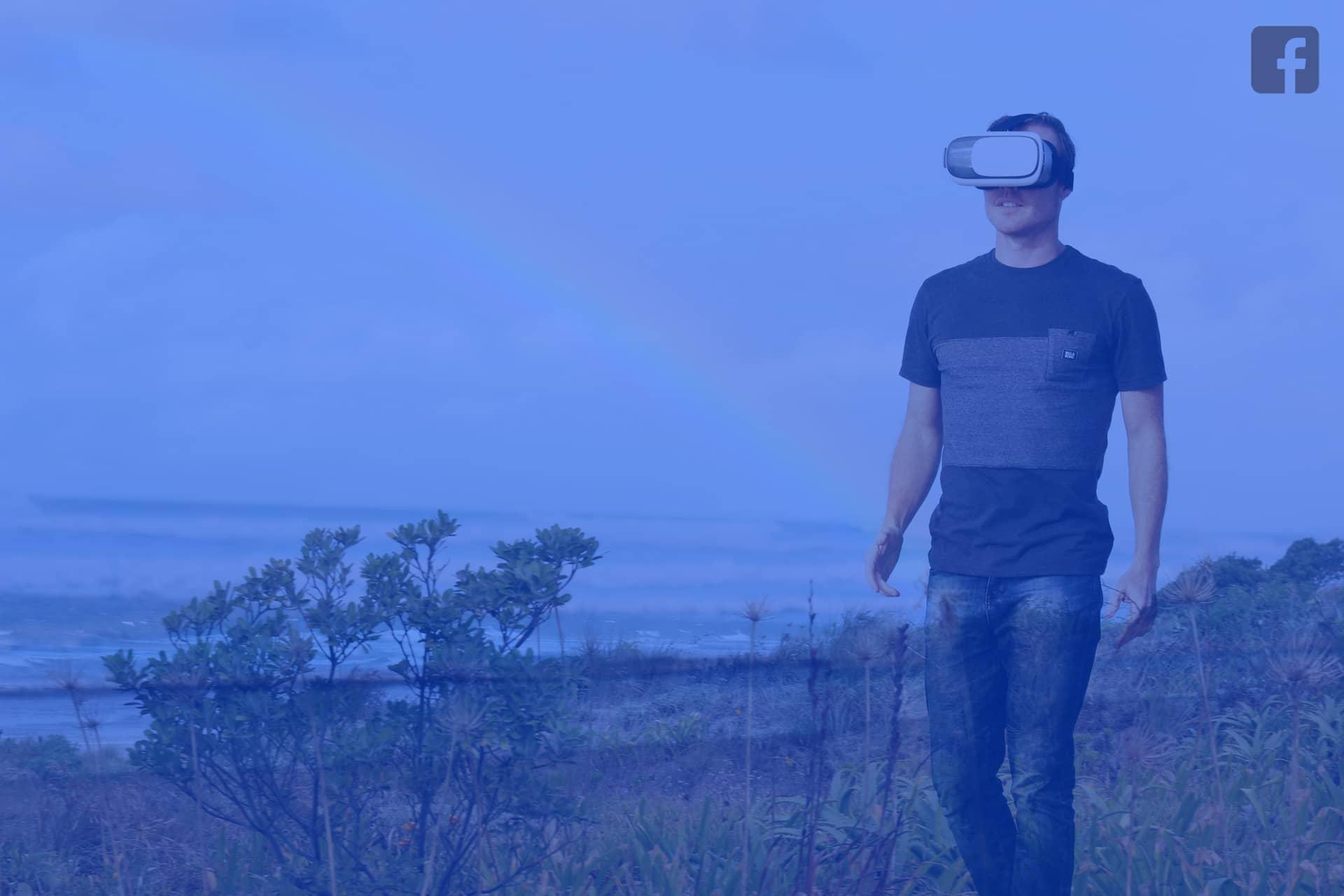 Realtà virtuale e Facebook