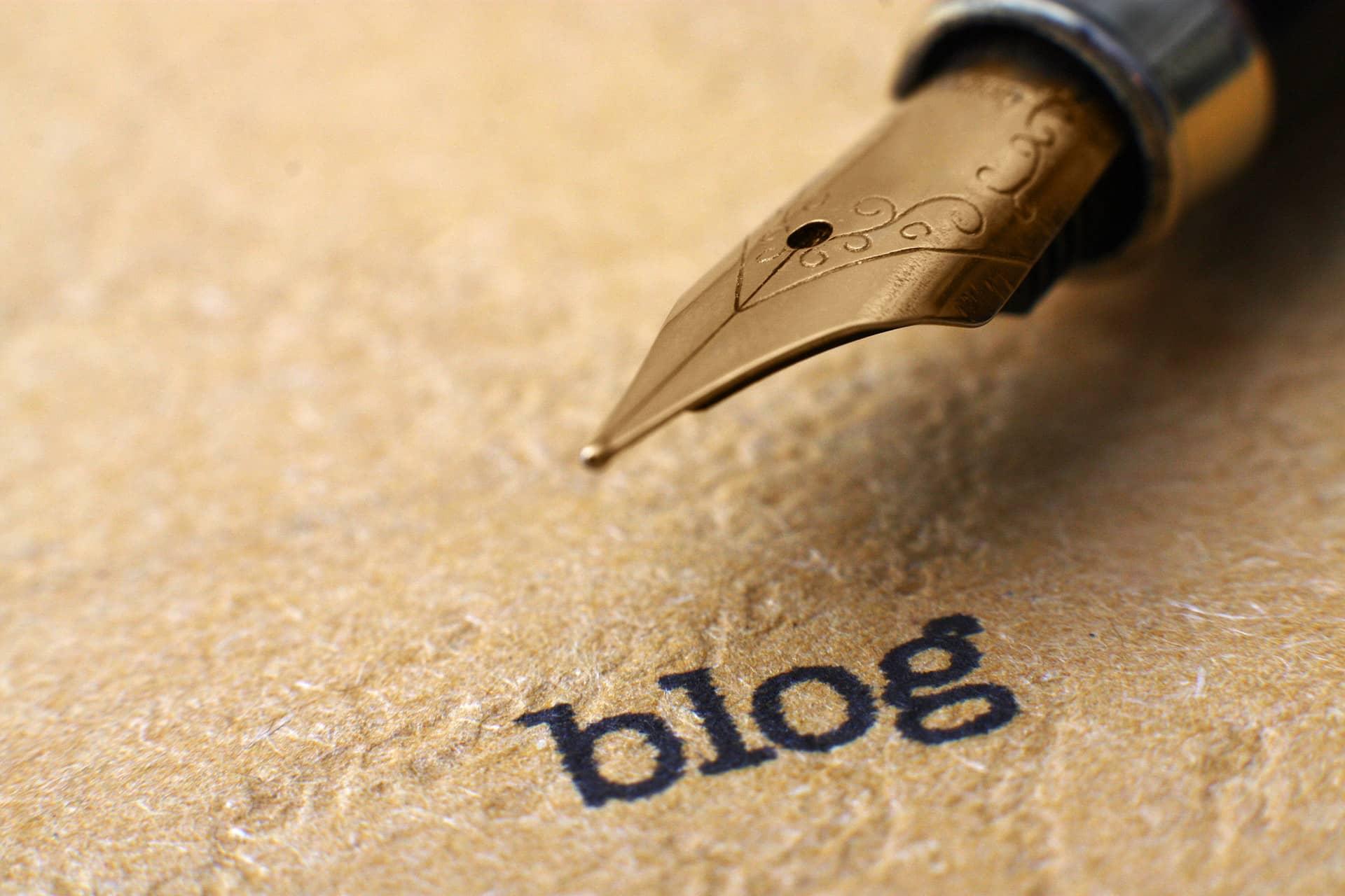 20 anni di blog