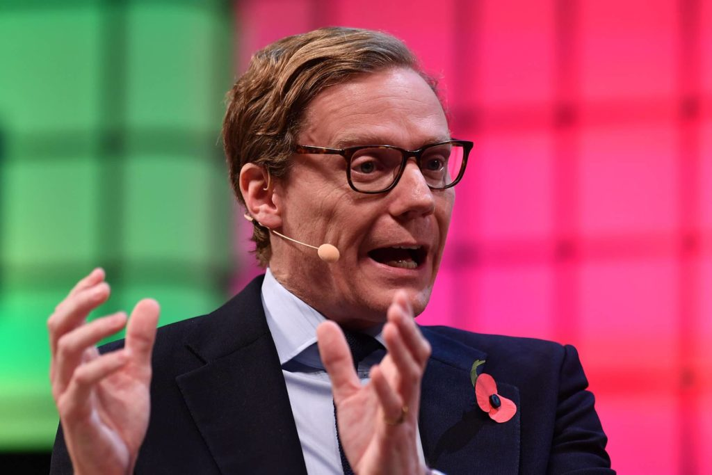 Alexander Nix Cambridge Analytica