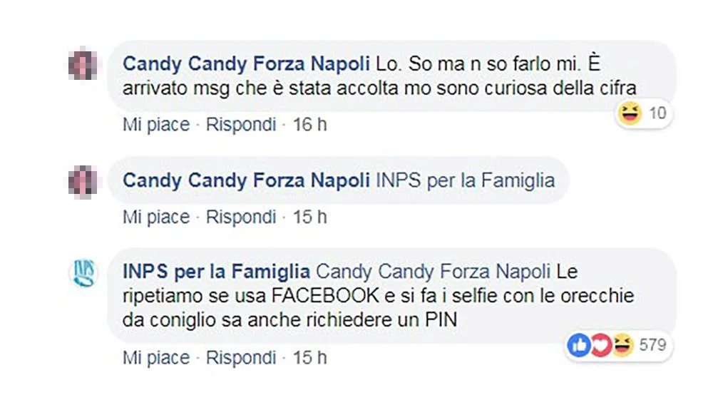 INPS vs Candy Candy