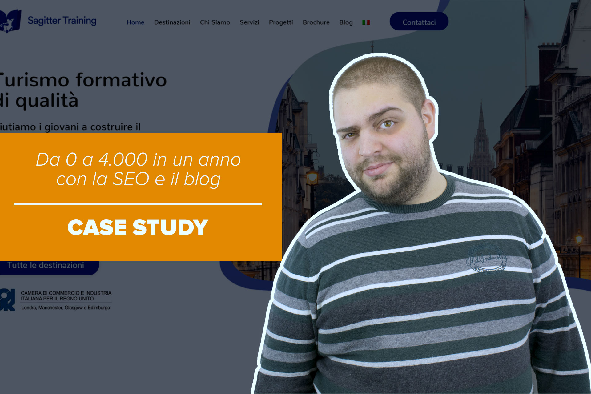 Case study SEO e blog